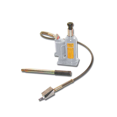 Air over hydraulic bottle jack 12 - 50 Ton