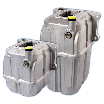 ALUMINIUM TANKS FOR PAMT & PAMTD HANDPUMPS
