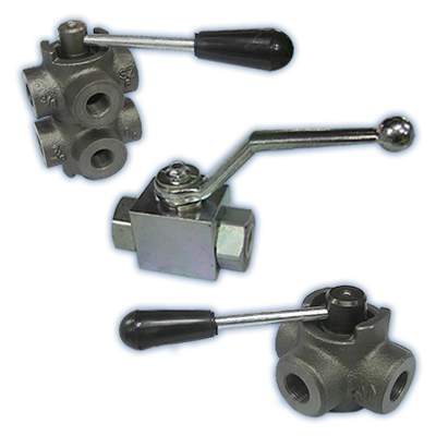 DIVERTER / BALL VALVES