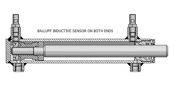 BHS004N Balluff inductive sensor M12x1 | Steerforth online