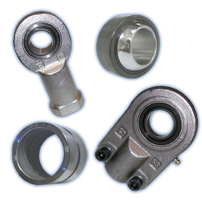 Rod ends | Bearings | Bushes