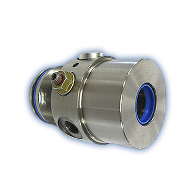 40-100mm Bore head bush with adjustable cushioning