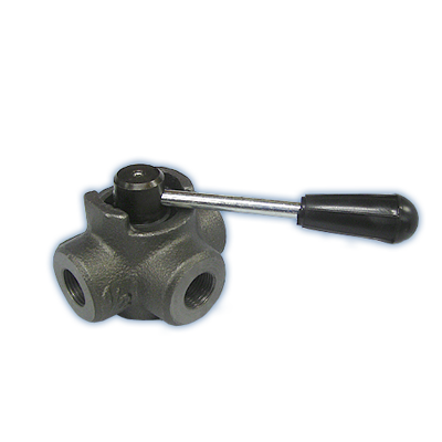 3 + 6 WAY FLOW DIVERTER VALVE