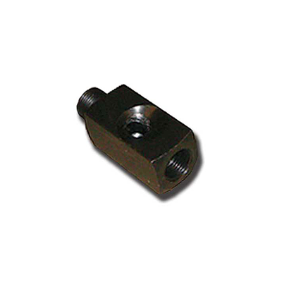 High pressure gauge adaptors