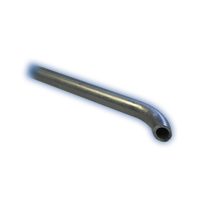 Steel hydraulic oil feed pipe