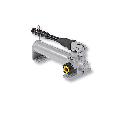Hydraulic hand pumps | Twin stage 350-2500cc