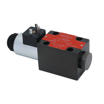 Cetop 3 valve | (NG06) single acting solenoid cetop valve