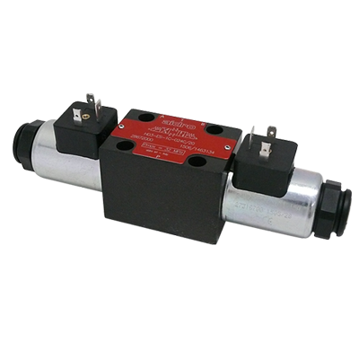 Cetop 3 valve | (NG06) double acting cetop solenoid valve