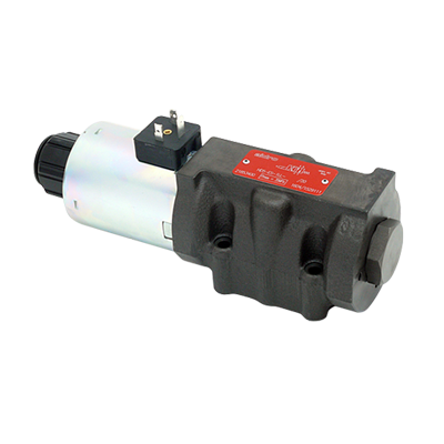 Cetop 5 valve | (NG10) single acting cetop solenoid valve
