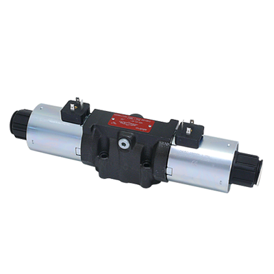 Cetop 5 valve | (NG10) double acting cetop solenoid valve