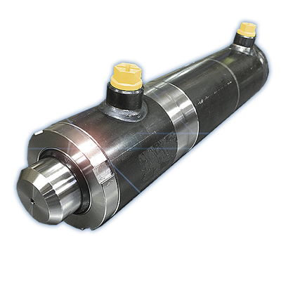 Hm0pm - DNV hydraulic cylinders 350 bar | Hydraulic rams