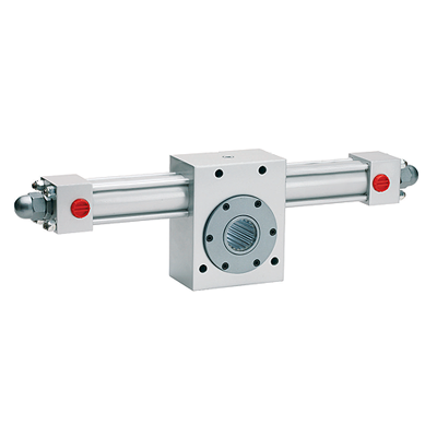 Hr - Hydraulic rotary actuators