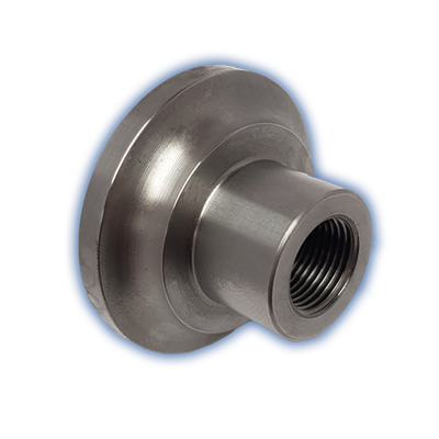 40mm - 100mm Weld in internal plug with inlet port