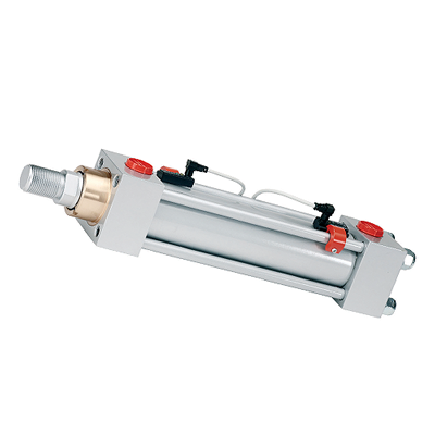 Md - ISO 6020/2 Magnetic hydraulic cylinders Tie-rod version