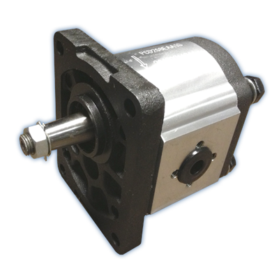GROUP 2 GEAR PUMP 6.0 - 30.0cc
