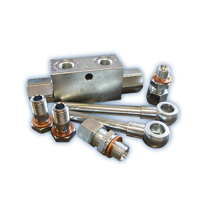 PILOT OPERATED CHECK VALVE KITS