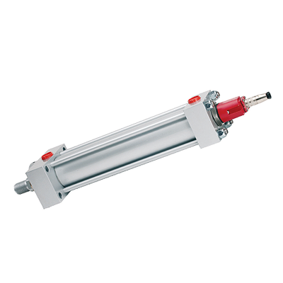 Td - ISO 6020/2 Hydraulic servo cylinders Tie-rod version