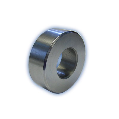 SOLID STOP RINGS FOR DISPLACEMENT CYLINDERS